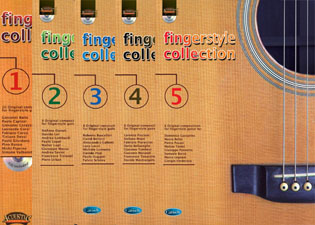 Copertine Fingerstyle Collection