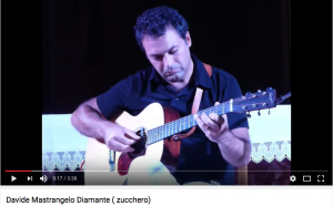 Davide Mastrangelo - Diamante -