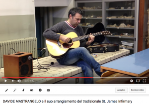 Davide Mastrangelo - St. James Infirmary -