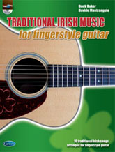 Traditional Irish Music for Fingerstyle Guitar 1,65