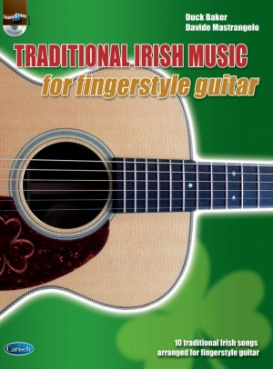 Traditional Irish Music for Fingerstyle Guitar