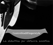 Pagina Fb CentroStudiFingerstyle