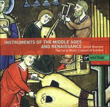 Instruments of Middle Ages and Renaissance